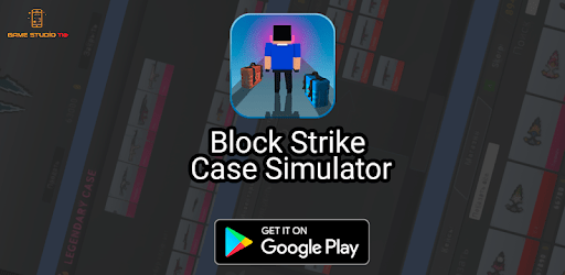 Block Strike Case Opener apk