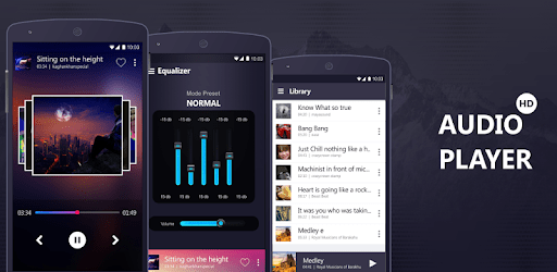 Music Equalizer - Bass Booster  & Music Player apk