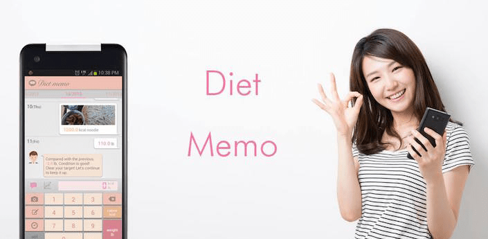 Diet Memo - for weight loss apk