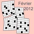 Crosswords 02 - February 2012 Icon