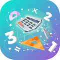 Math Quiz -Free Educational learning Game 2020 Icon