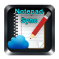 Notepad Sync Icon