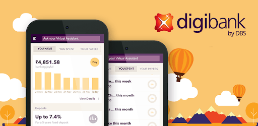 digibank by DBS India apk