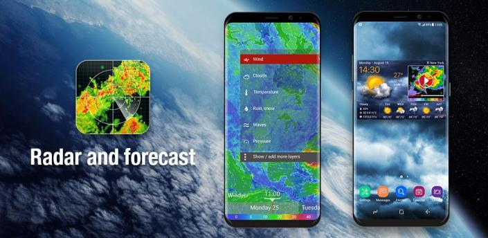 Local Weather Forecast & Real-time Radar checker apk