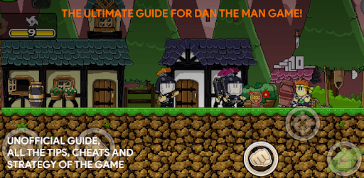 Guide for Dan The Man - tips strategy guide apk