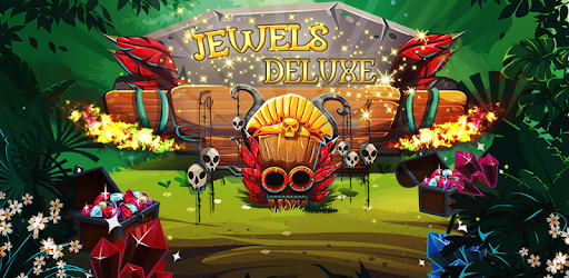 Jewels Deluxe - new mystery & classic match 3 free apk