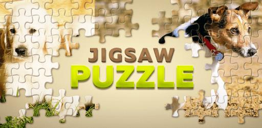 Cute Dog Puzzles apk