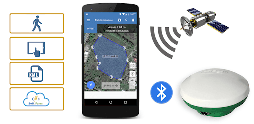 GPS. Fields. Area Measure apk