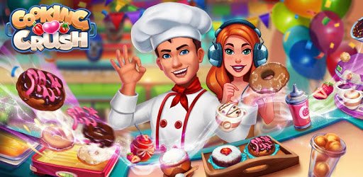 COOKING CRUSH: Cooking Games Craze & Food Games apk
