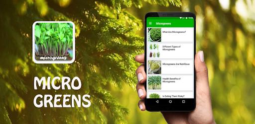 Microgreens Guide apk