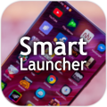 Smart Launcher 2019 - Icon Pack, Wallpapers,Themes Icon