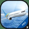 Plane Flight Simulator Game 3D Icon