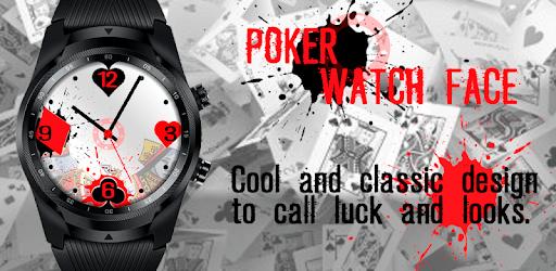 Poker Watch Face apk