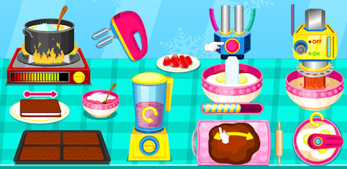 Cooking Ice Cream Sandwiches apk