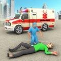 Police Emergency Ambulance Rescue Simulator Icon