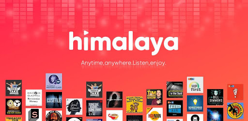 Himalaya - Free Podcast Player/FM/AM for Android apk