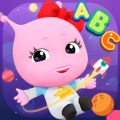 Learn English for Kids by Galaxy Kids Icon