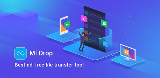 ShareMe (MiDrop) - Transfer files without internet apk