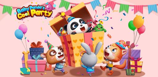 Baby Panda'sPartyFun apk