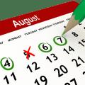 Habit Calendar : Easy Tracker for Habit Streaks. Icon