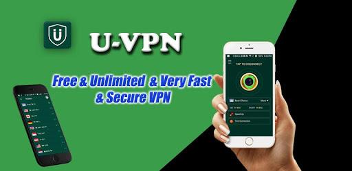 U-VPN (Free Unlimited & Very Fast & Secure VPN) apk