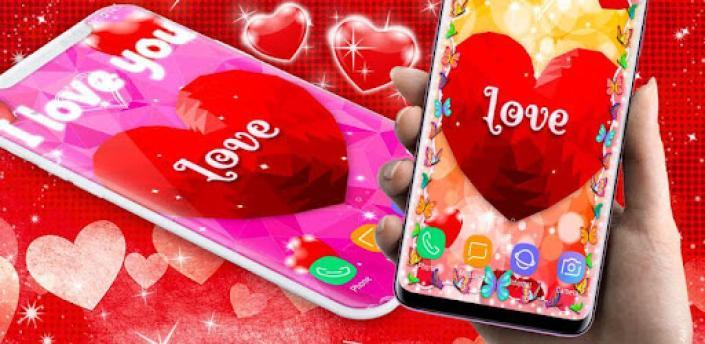 Love Parallax Wallpapers ❤️ HD Live Wallpaper apk