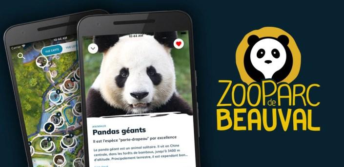 ZooParc de Beauval apk