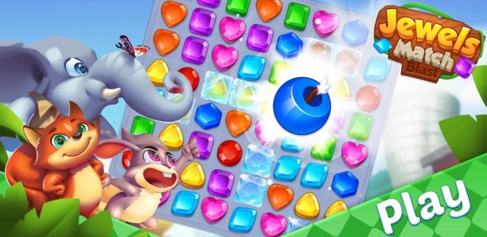 Jewels Match Blast - Match 3 Puzzle Game apk