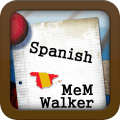 Learn Spanish Words Fast Icon