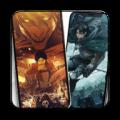 Attack On Titan HD Wallpaper. Icon