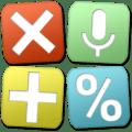 Multi-Screen Voice Calculator Icon