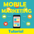 Guide to Mobile Marketing Icon