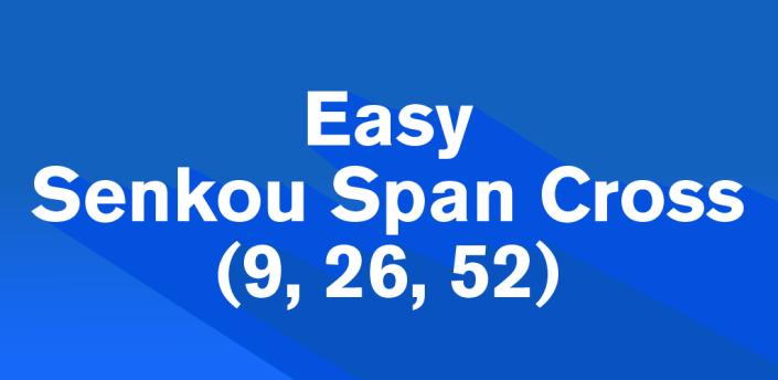 Easy Senkou Span Cross (9, 26, 52) apk