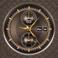 Analog Digital Clock on Screen Live Wallpaper 2019 Icon