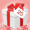 Advent Calendar 2017 - 25 Days of Christmas Icon