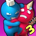Noodleman Party: Fun Free Fight Games Icon