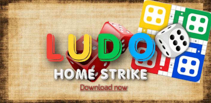 Ludo Home Strike - board games || ludo club apk