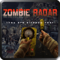 Zombie Radar - Find the Infected (PRANK) Icon
