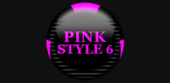 Pink Icon Pack Style 6 ✨Free✨ apk