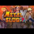 Metal Slug X PSX Icon