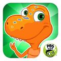 Dinosaur Train Math - PBS KIDS Icon