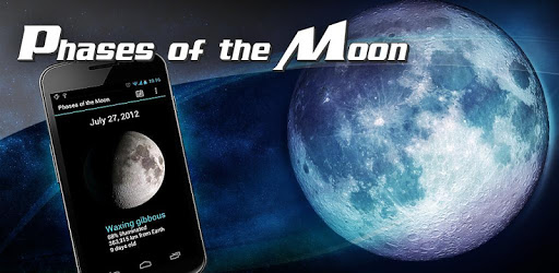 Phases of the Moon Calendar & Wallpaper Free apk