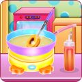 Candy Shop Cooking & Cleaning Icon
