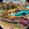 Car Driving Simulator : Crash Racing Rivals 2019 Icon