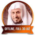 Saad AL GHAMIDI Qur'an Mp3 Full Offline 30 Juz Icon