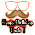 Birthday Wishes for Uncle , Quotes, Greeting Cards Icon