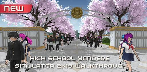 High School Yandere Simulator Walkthrough apk