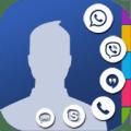 Quick Contacts Edge, Apps Edge Icon
