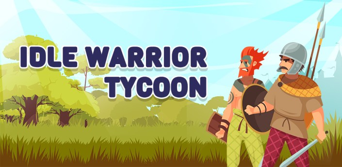 Idle Warrior Tycoon - Idle Clicker Game apk