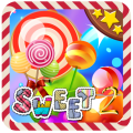 Sweet Candy 2 - Match 3 Games Icon